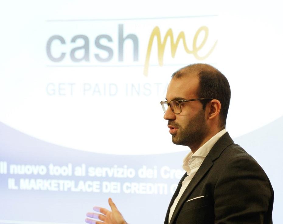 Stefano Sainati CashMe